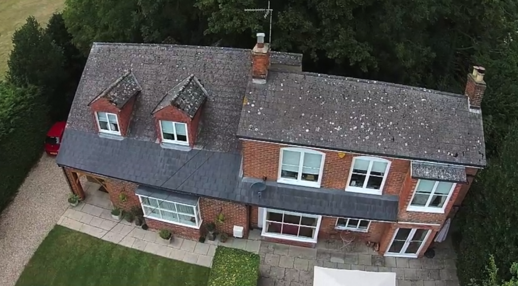 Aerial photography Swindon for creative videos and still images from the air