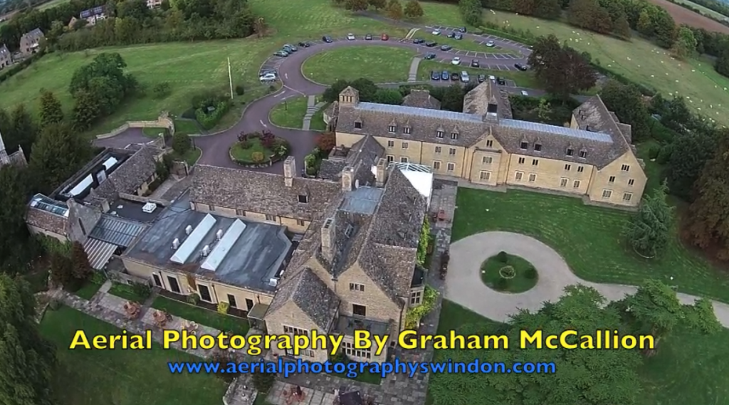 aerial photography swindon